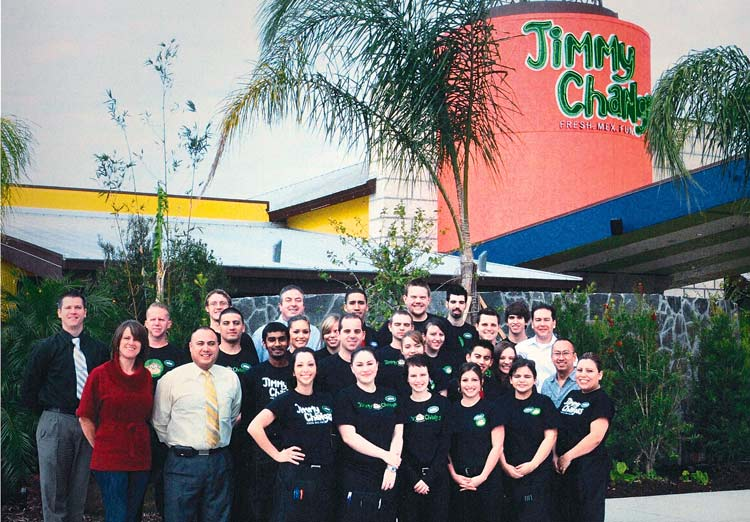 What's Jimmy Changas?