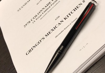 gringos_thewoodlands_paperwork