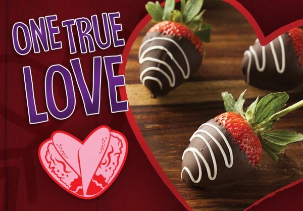 Gringo's Celebrates Your One True Love