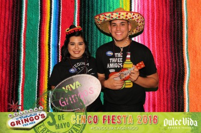 Cinco Like A Gringo 2016